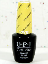 OPI GelColor Brand New Polish Soak Off UV/LED R67- Towel Me About It