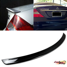Item In LA CLS350 PAINTED MERCEDES BENZ W219 A Type Trunk Spoiler 2010 #040