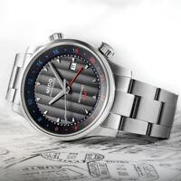 Mido Multifort GMT M005.929.11.051.00 Mens Watch