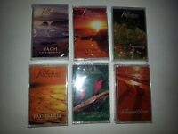 Reflections of Nature, LOT of 6 Different NEW Factory Sealed Nature CASSETTES