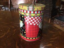 Mary Engelbreit Holiday Tin.