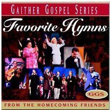 Bill & Gloria Gaither - Favorite Hymns [New CD]