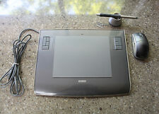 Wacom Intuos 3 Graphics 6x8 Tablet PTZ-630 Drawing stylus Pen Nibs Mouse