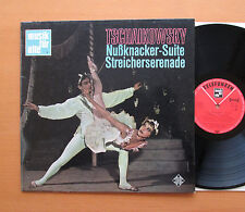 Tchaikovsky Nutcracker Suite String Serenade Franz Andre Telefunken NT 200 NM/EX