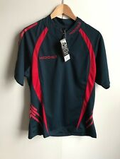 Kooga Men's Teamwear Phase 2 Match Shirt - Small (S) - Navy/Red - New