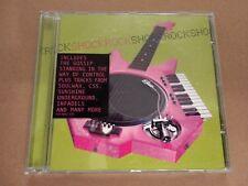 """V/A """" SHOCKROCK """" CD ALBUM  EXCELLENT 2007 THE GOSSIP SOULWAX CSS INFADELS"""