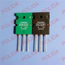 1pair or 2PCS Transistor TO-3PL 2SA1302-O/2SC3281-O 2SA1302/2SC3281 A1302/C3281