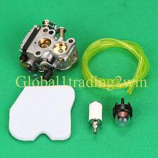 Carburetor Air Fuel Filter Line F Husqvarna 240 240E 236 236E 235 235E Chainsaw
