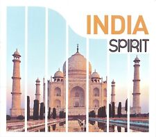 CD NEUF scellé - SPIRIT OF INDIA / Coffret 4 CD - 60 Titres -B2