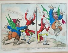 "JAMES GILLRAY "" THE TABLES TURN'D."""