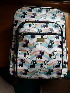 Betsey Johnson Unicorn Rainbow Backpack  NWT