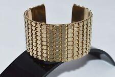 No Bead/Stone Bracelet Gold Vintage Costume Jewellery