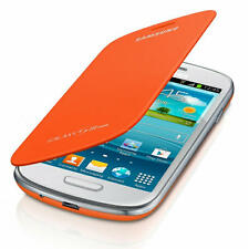 Genuine Samsung FLIP CASE GALAXY S 3 III GT i9300 original smart phone cover OR