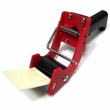 New Handheld Box Tape Dispenser Box Tape Cutter Wrapping Tools Packing Hand Tool