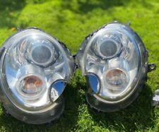 R57 MINI COOPER S  - JCW Xenon Headlights - Pair.