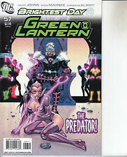GREEN LANTERN 57...NM-...2010...Geoff Johns,Doug Mahnke!...Bargain!