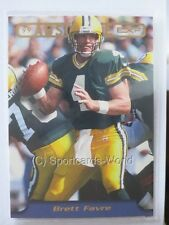 Brett Favre - 1999 Playoff Absolute EXP #102 - Green Bay PACKERS