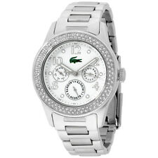 Lacoste Women's Diamonds Chronograph Date Watch 2000692