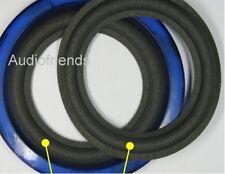 2x Schaumstoff Sicken für JBL CM52 / CM52+ / CM52AW / CM52V Reparatur Tieftöner