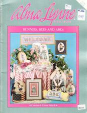 Craft Books: #1622 Bunnies, Bees & Abcs Cross Stitch