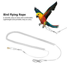 Pet Parrot Rope Flying Leash Anti Bite Bird Outdoor Starling Training Flying New