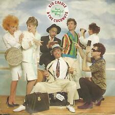 "KID CREOLE & THE COCONUTS  ""I'M A WONDERFUL THING,BABY"" 7"" ze records UK PRESS"