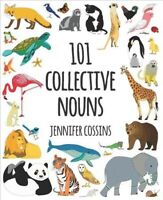 101 Collective Nouns, Paperback by Cossins, Jennifer, Brand New, Free shipping