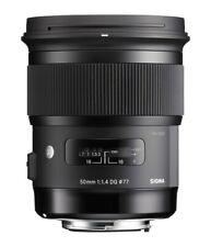 Sigma Art 50mm 1.4 DG HSM für Nikon wie neu FOTO-MUNDUS #0081