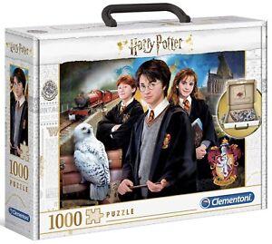 Clementoni@ 61882 Harry Potter Jigsaw Puzzle - 1000 Pieces -Fast Dispatch