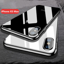 Shockproof Clear Slim Bumper TPU Case Cover For Apple iPhone Xs 8 7 Plus 6 5s Se