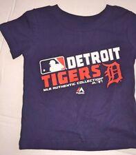 MLB Detroit Tigers Youth Medium 5-6 Shirt NEW Baseball