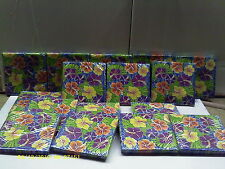 Wholesale lots of 16 Luau Floral Paper Napkins ( Celebration )