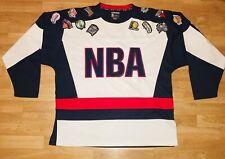 Men's NBA Unk East West Hockey Jersey (no Tag)