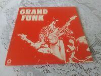 GRANK FUNK. SELF TITLED. GATEFOLD. CAPITOL. SKAO-406. 1969. FIRST PRESSING.