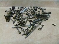 Yamaha 360 XS Twin XS360-D Used Engine Misc Case Bolts 1977 #SM46