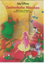 Walt Disney  - Zauberhafte Märchen Robin Hood Cinderella Pinocchio - 1992