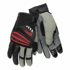 New BMW Rallye Gloves EUR 8-8.5 Black/Grey/Red #76218541215