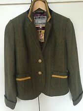 Joules Button Tweed Coats & Jackets for Women