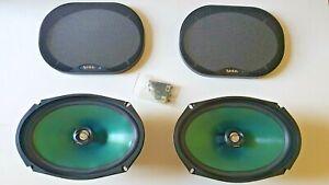 Infinity Kappa 692.1i High Fidelity Car Loudspeakers by Harman (Pair) BNIB