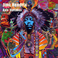 Jimi Hendrix 2xCD Axis Outtakes - England (EX/M)