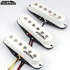 Wilkinson MWVS Vintage 60's Single Coil Pickups for Stratocaster® Strat® - WHITE