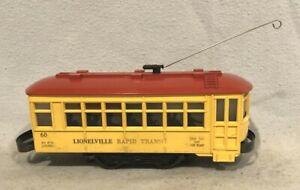 "Lionel No. 60 ""Lionelville"" Trolley Motorized Unit"