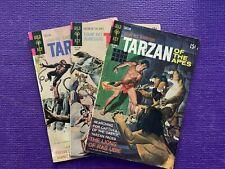 Lot Of Gold Key Comics Tarzan Of The Apes