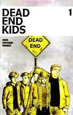 DEAD END KIDS #1 SDCC CONVENTION EXCLUSIVE VARIANT NM SOURCE POINT PRESS