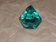 Ship's Deck Prism small aqua prism