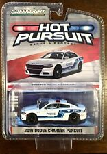 GreenLight 2016 Dodge Charger Hot Pursuit Montreal Police Exclusive 1/64 Scale