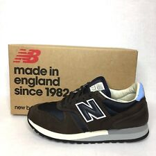 """New Balance X Norse Projects 770 """"LUCEM HAFNIA"""" [M770NP] US 8 Casual Blue Brown"""