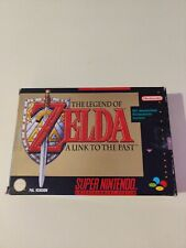 Zelda a link to the past Pal Alemania snes