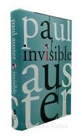 Paul Auster INVISIBLE  1st Edition 1st Printing