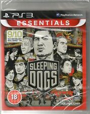 SLEEPING DOGS [uncut, uncensored] GAME PS3 ~ NEW / SEALED